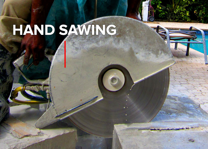 Hand Sawing