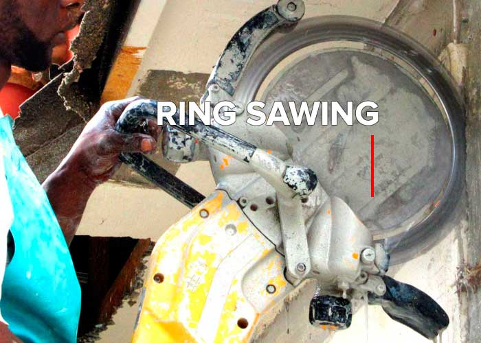Ring Sawing